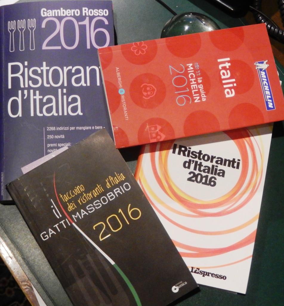Guide 2016 tutte copertine