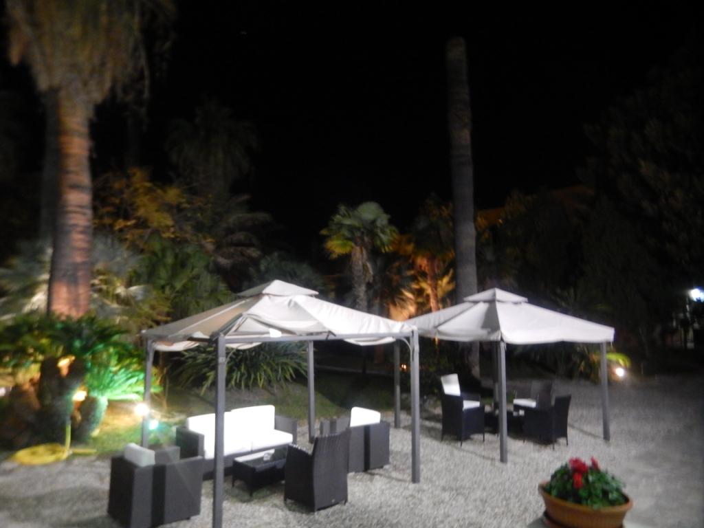 La recensione a sanremo riscoprire il ristorante dell for Arredo giardino carrefour 2017